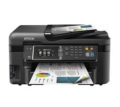 Imprimante Epson WorkForce  WF3620, WF-3620DWF