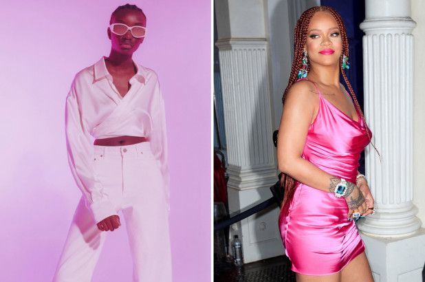 Rihanna's new Fenty summer collection