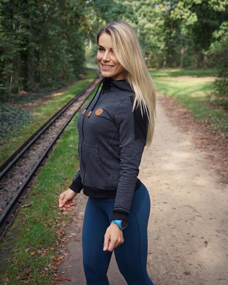 the German police  Adrienne Koleszar