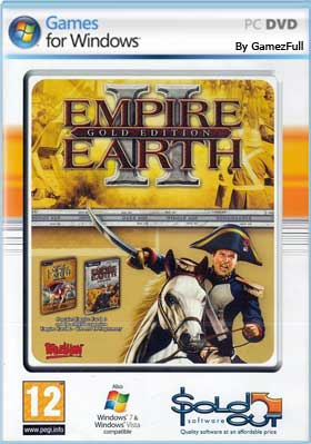 Empire Earth 2 Gold Edition PC [Full] Español [MEGA]