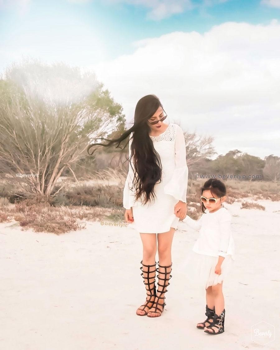 Gladiadoras mama e hija igual