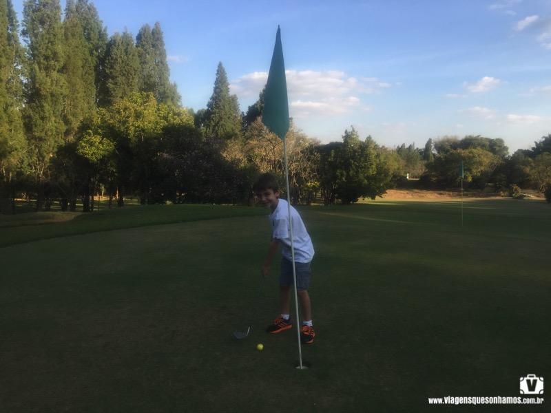 Golfe em MG