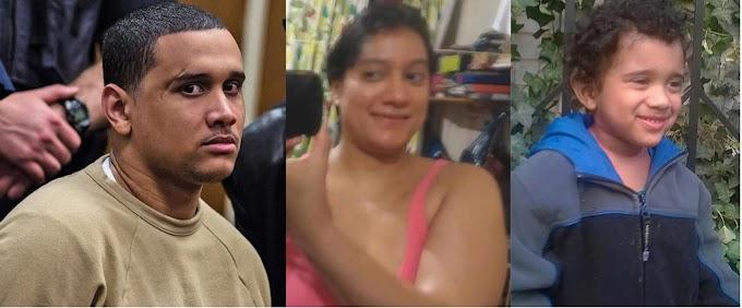 Cadena perpetua a dominicano que estranguló ex mujer e hijo con cables eléctricos en el Alto Manhattan