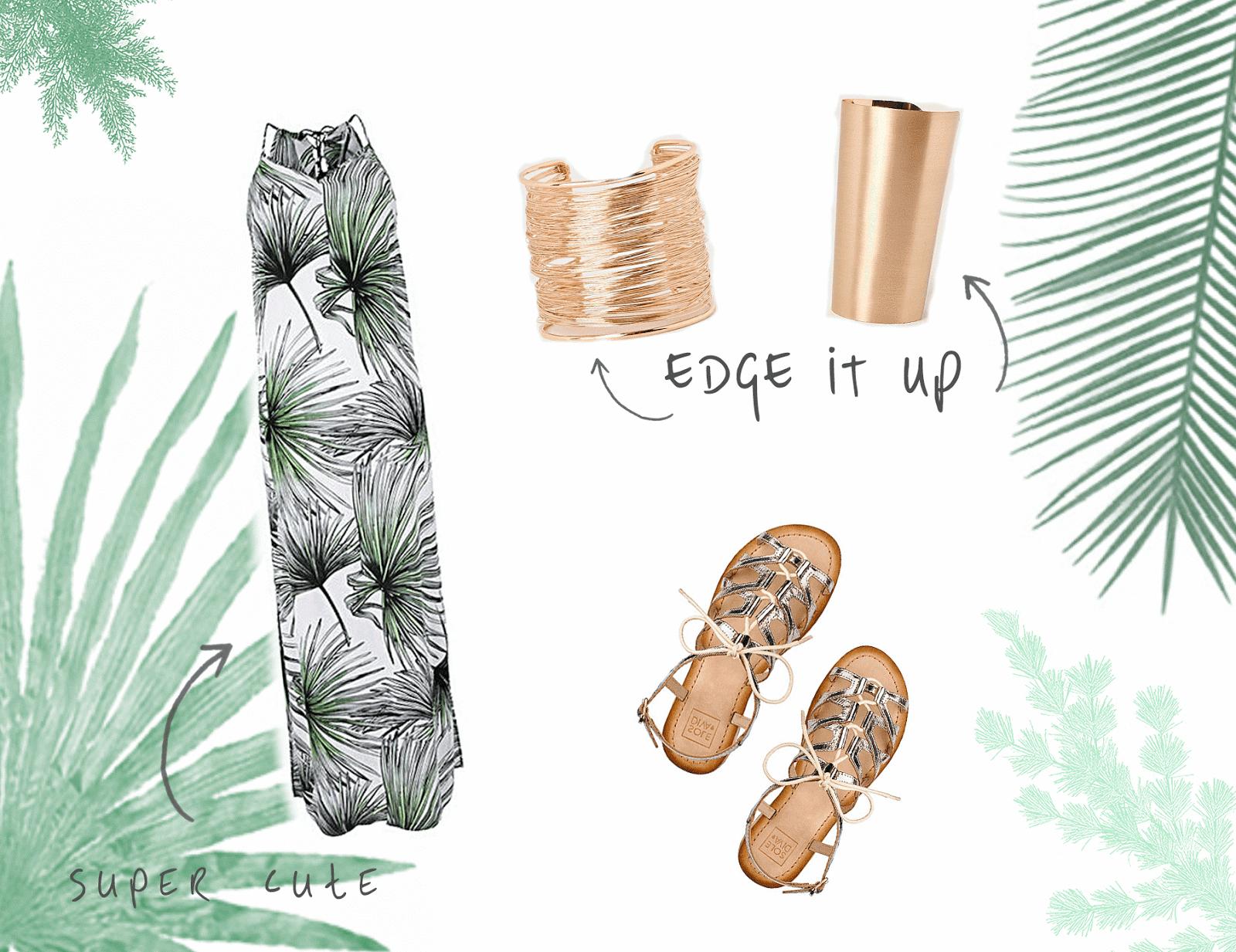 style tips for maxi dresses uk fashion blogger