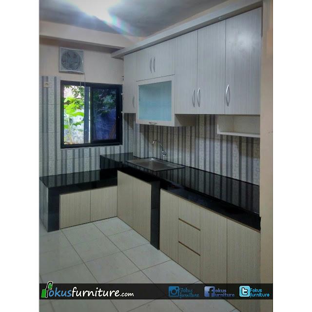 Kitchen set gunung Putri Bogor