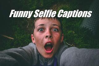 Funny Selfie Captions