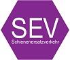 SEV (全名 Schienenersatzverkehr, 鐵路接駁巴士)