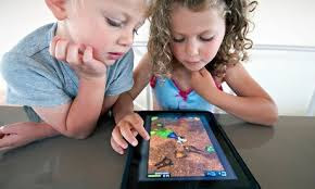 Influence of Tablets on Our Kids