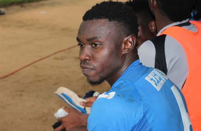 Barcelona sign Enyimba winger Ezekiel Bassey