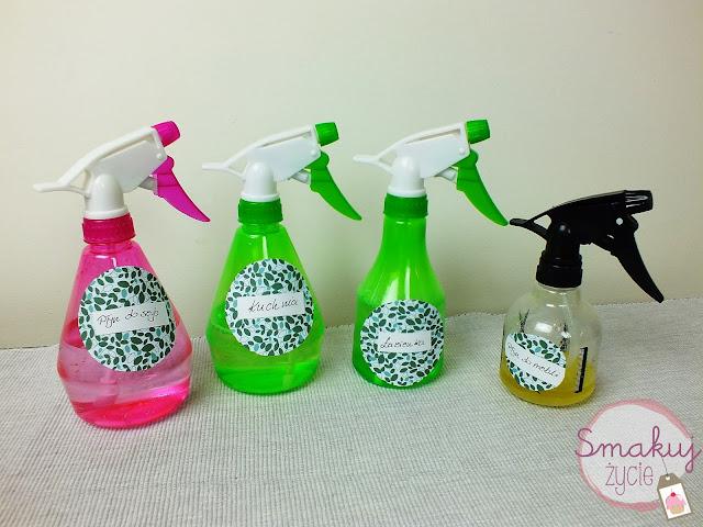 Domowe detergenty (wideo!)