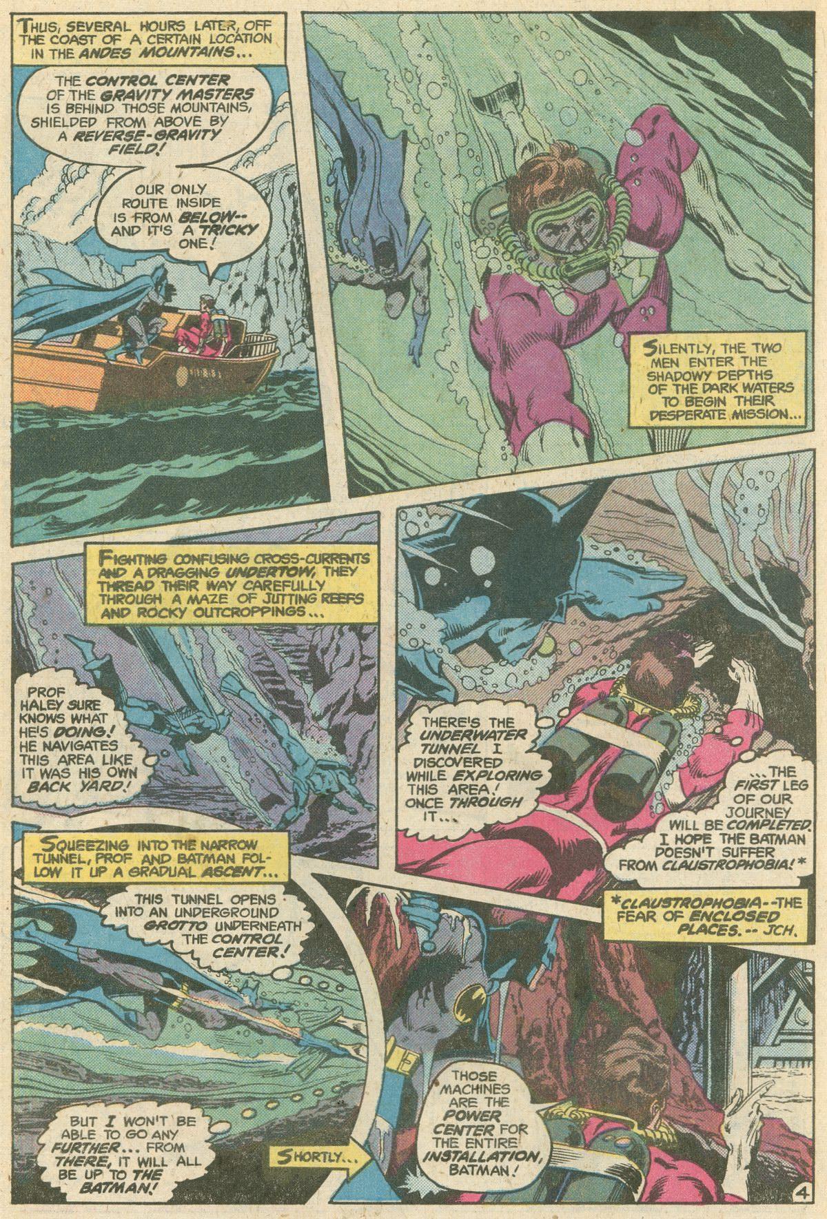 Read online World's Finest Comics comic -  Issue #267 - 6