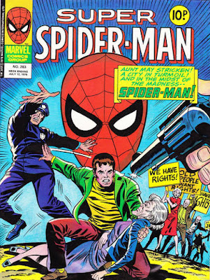 Super Spider-Man #283