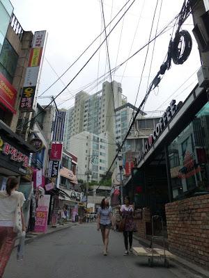 visite de Séoul Corée du Sud