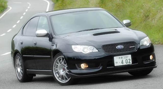 2018 Subaru Legacy Redesign