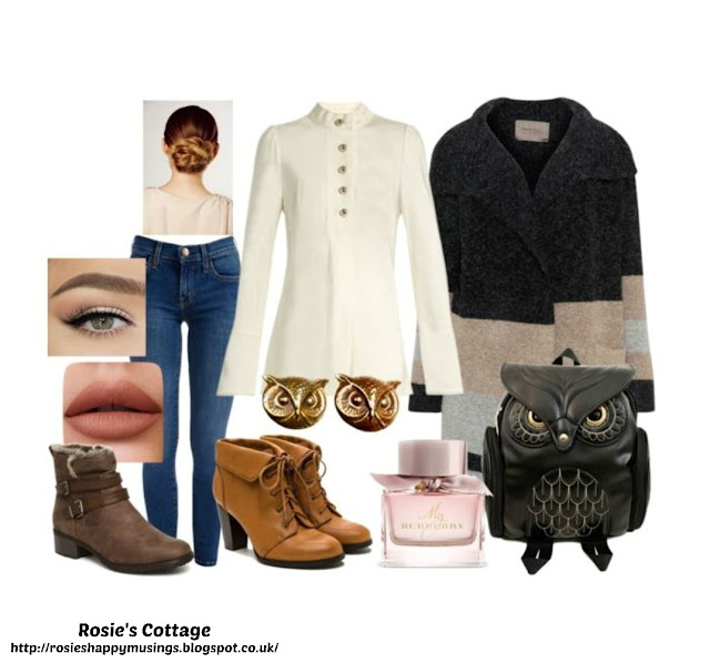 Autumn Days created on Polyvore by Rosies Cottage