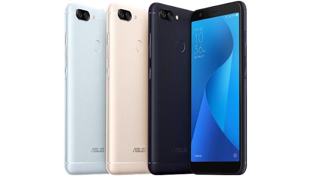 Harga Asus Zenfone Max Plus M1