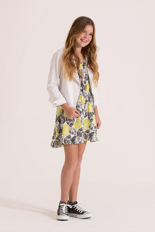 Vestidos de nenas primavera verano 2018. Moda niñas 2018.