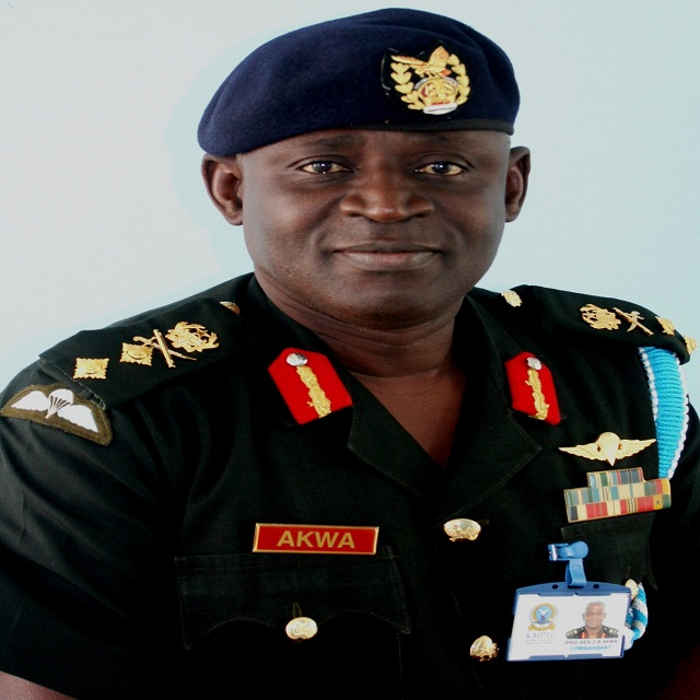 Mahama commended for appointing Kufuor's ADC as Chief of Army Staff