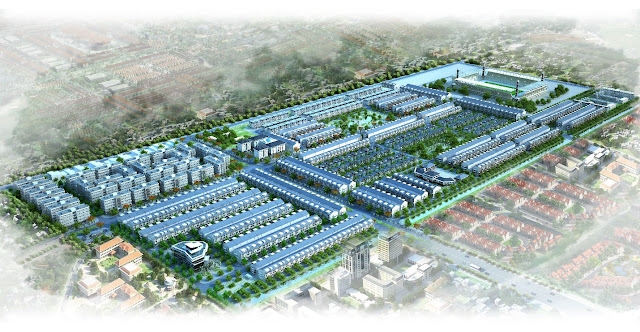 Dự án đất nền TNR Đồng Văn