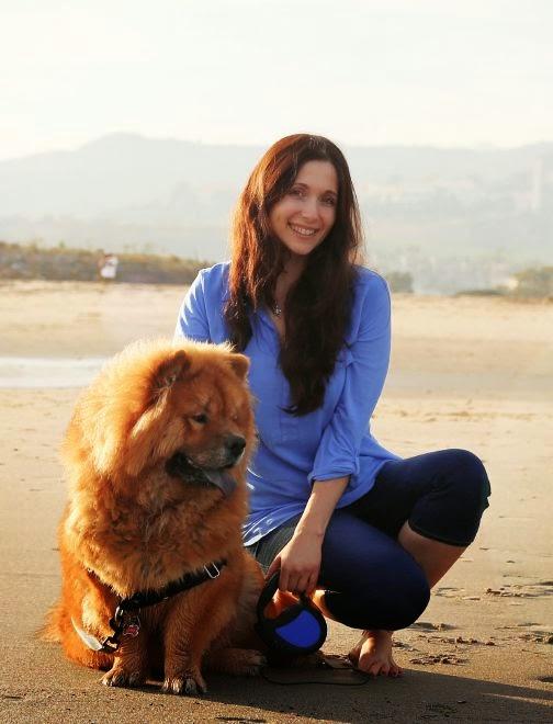 My Cute Chow Chow Puppy Umka