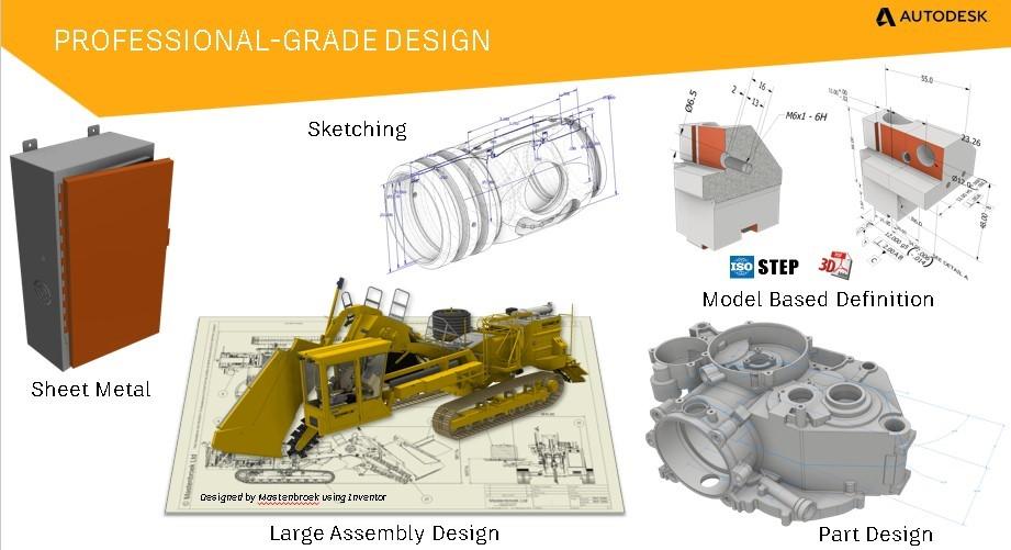 Diseño Mecánico Profesional