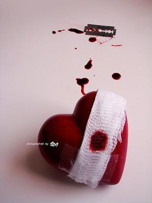 قلوب مجروحة من الحب