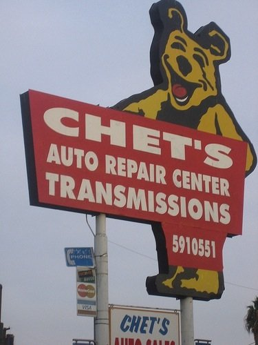 Midtown Neighborhood Association LBC: Chet's Auto on PCH