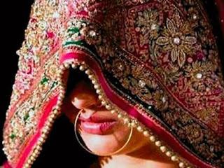 दुल्हन की व्यथा - a Motivational Hindi Poem