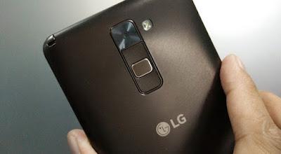 LG Stylus 2 Dual, Ponsel Tipis dengan Baterai Besar