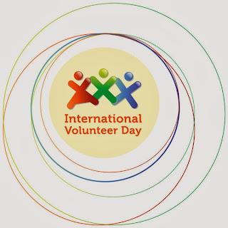 International Volunteer Day : Relawan di Indonesia