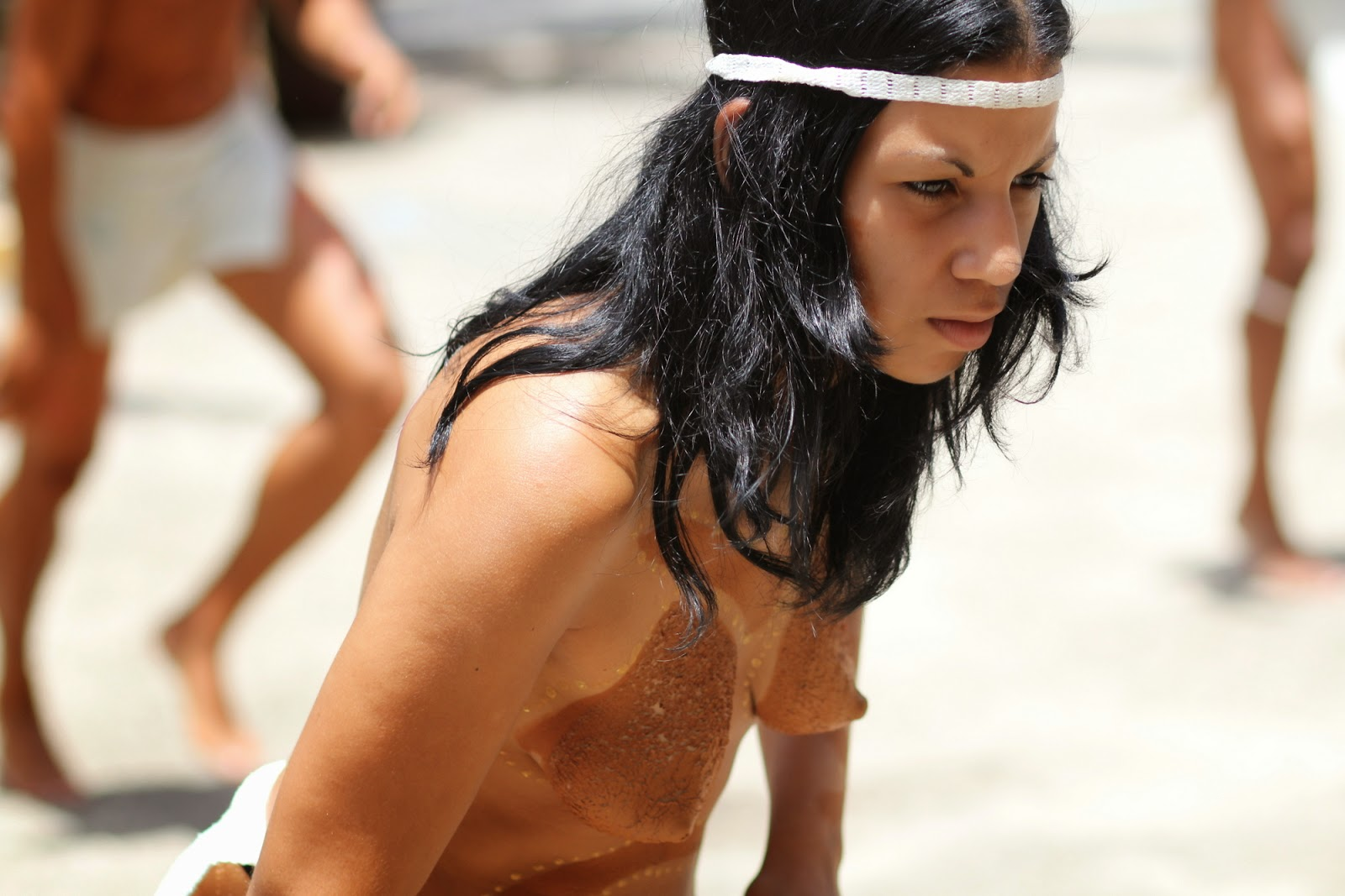 Nude Native American Women