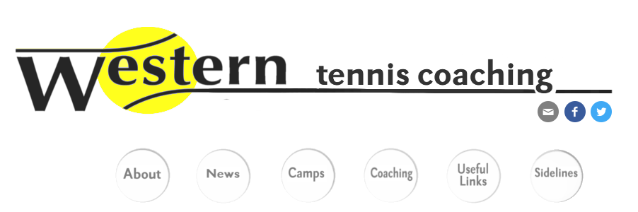 Western Junior Tennis Information