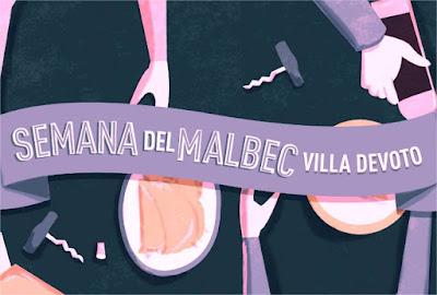 Semana del Malbec en Villa Devoto