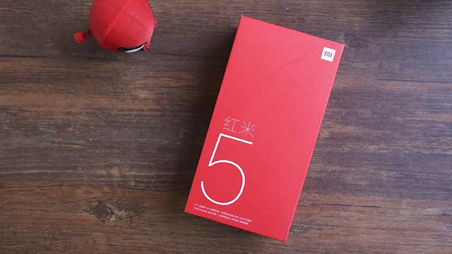 Xiaomi Redmi 5 chính hãng giá rẻ tại daklak