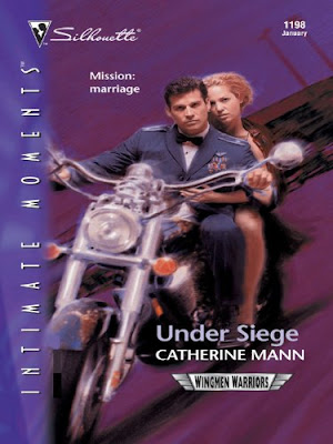 Book Review: Under Siege, by Catherine Mann