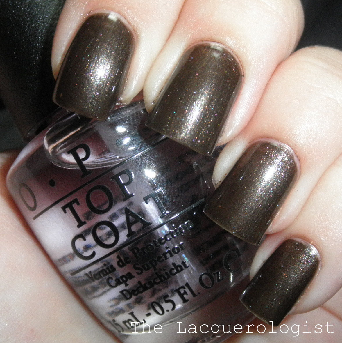OPI Top This Set Including Limited Edition Snowflakes In The Air ...