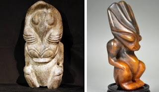 Τα ερπετοειδή, οι εξωγήινοι και η πυραμίδα των Hong Shan (εικόνες)