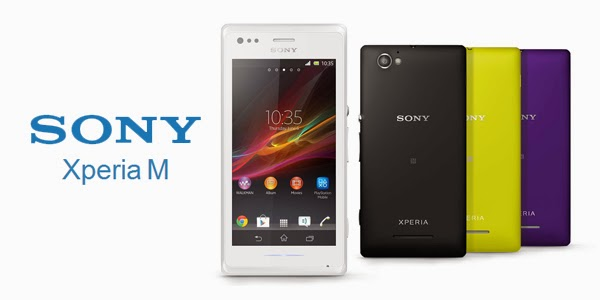 Sony Xperia M receives Android 4.3 Jelly Bean software update