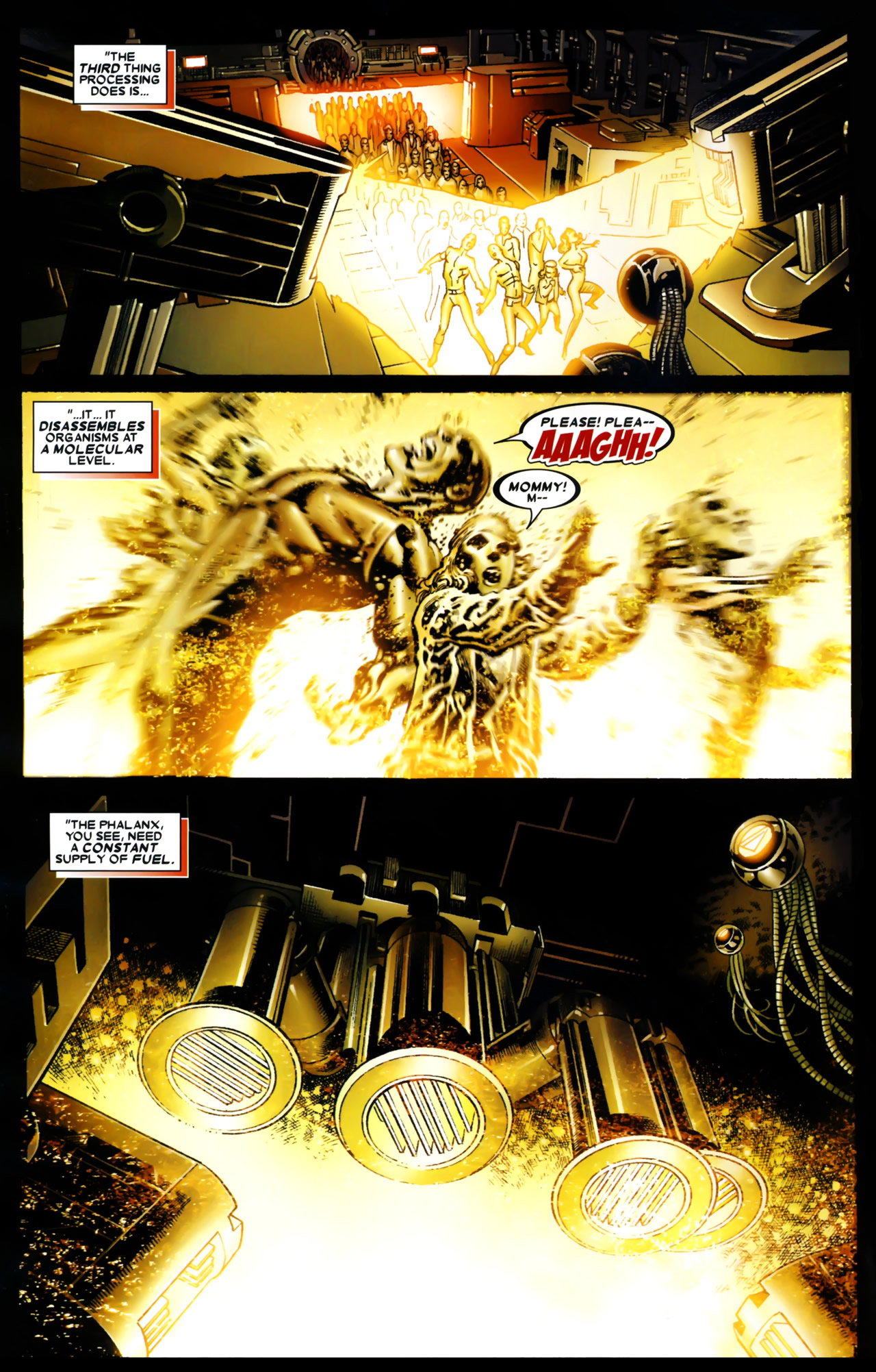 Read online Annihilation: Conquest comic -  Issue #1 - 8