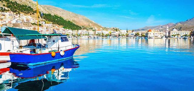 Lua de mel em Creta, Grécia