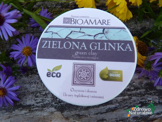 Bioamare - Glinka zielona