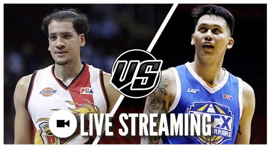 LIVE STREAMING: San Miguel Beermen vs NLEX Road Warriors 2019 PBA Philippine Cup