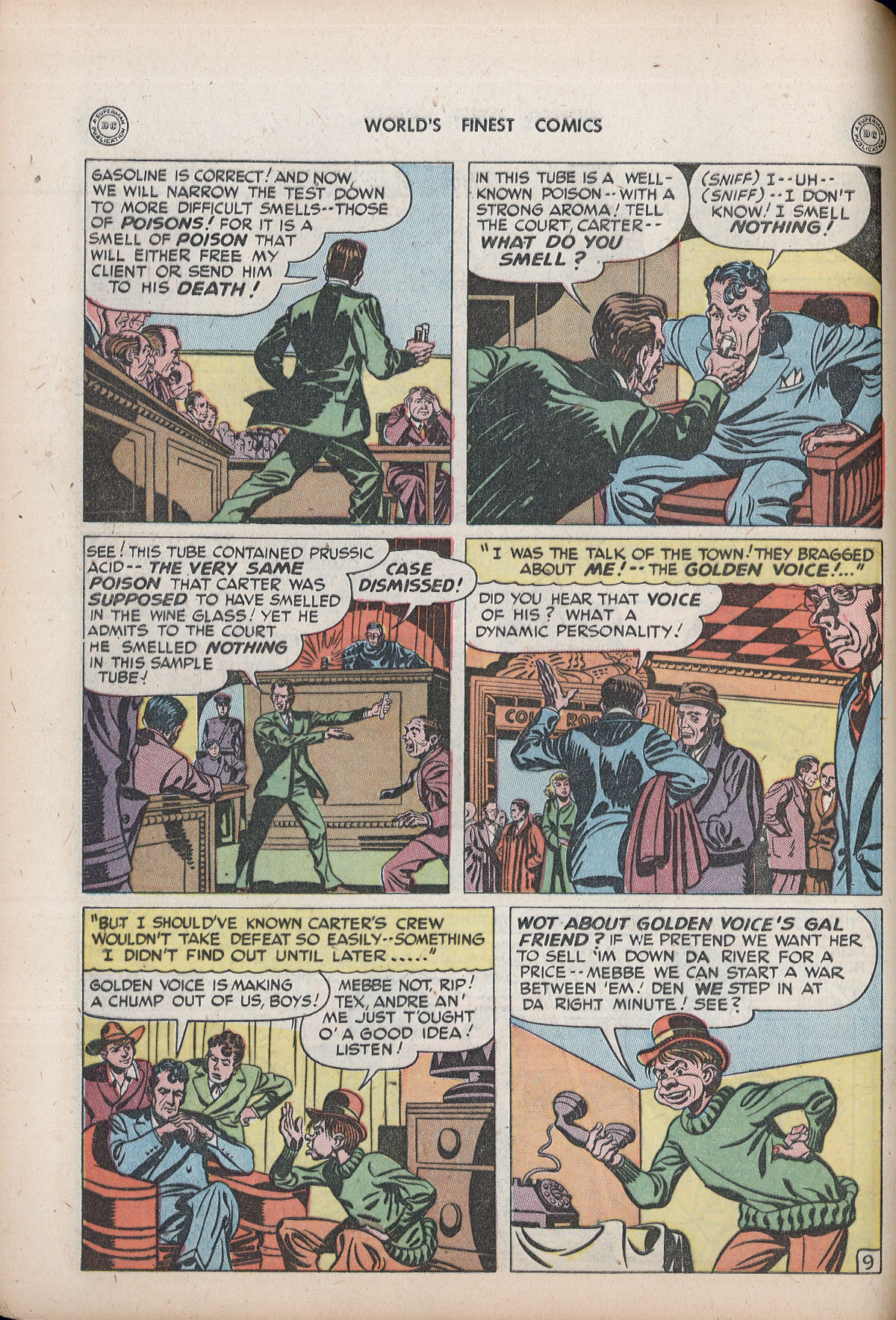Read online World's Finest Comics comic -  Issue #32 - 46