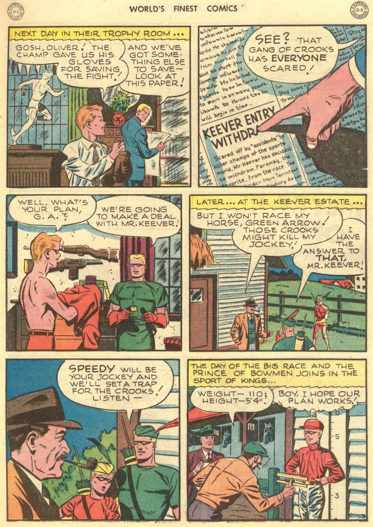 Read online World's Finest Comics comic -  Issue #28 - 22