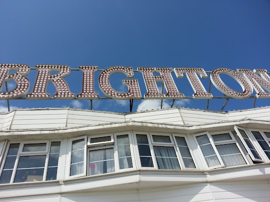 Clearly Destined to Wonder: Adventures in Brighton: Seagulls & Mishief
