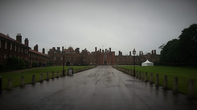 Visitare Hampton Court