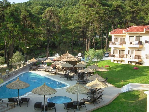 Four Seasons Apartments and Studios in Thassos