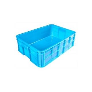 Thùng nhựa đặc, thùng đựng nông sản giá rẻ