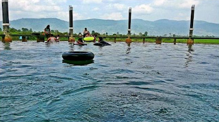 Obyek Wisata Pemandian Air Soda Tarutung