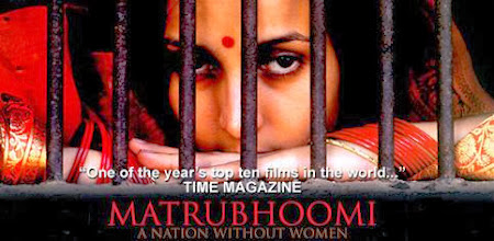 Poster Of Bollywood Movie Matrubhoomi (2003) 300MB Compressed Small Size Pc Movie Free Download worldfree4u.com